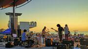 Concert on the Beach