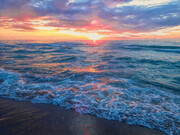 Painterly Sunset 2