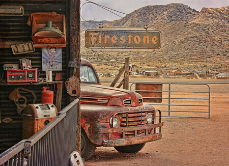 Ford and Firestone